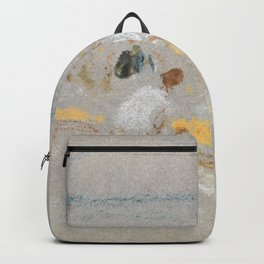 """J.M.W. Turner """"Cricket on the Goodwin Sands"""" Backpack"""