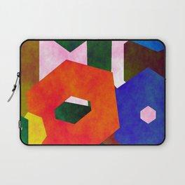 Retro Artistic Pattern Laptop Sleeve