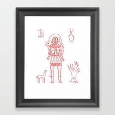 Wizardry Framed Art Print
