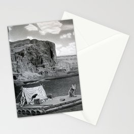 IN THE GRAND CANYON Stationery Cards