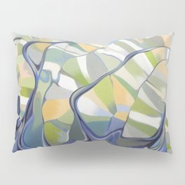 The earth seen from the space Pillow Sham