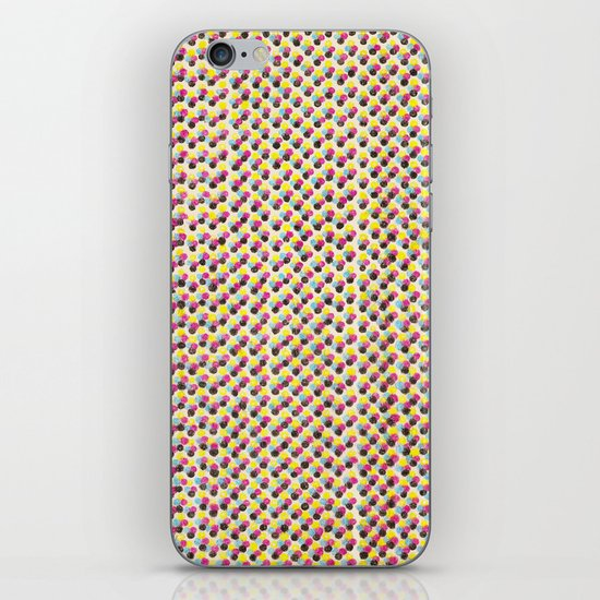 The New Color: CMYK iPhone & iPod Skin