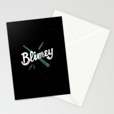 Blimey Stationery Cards