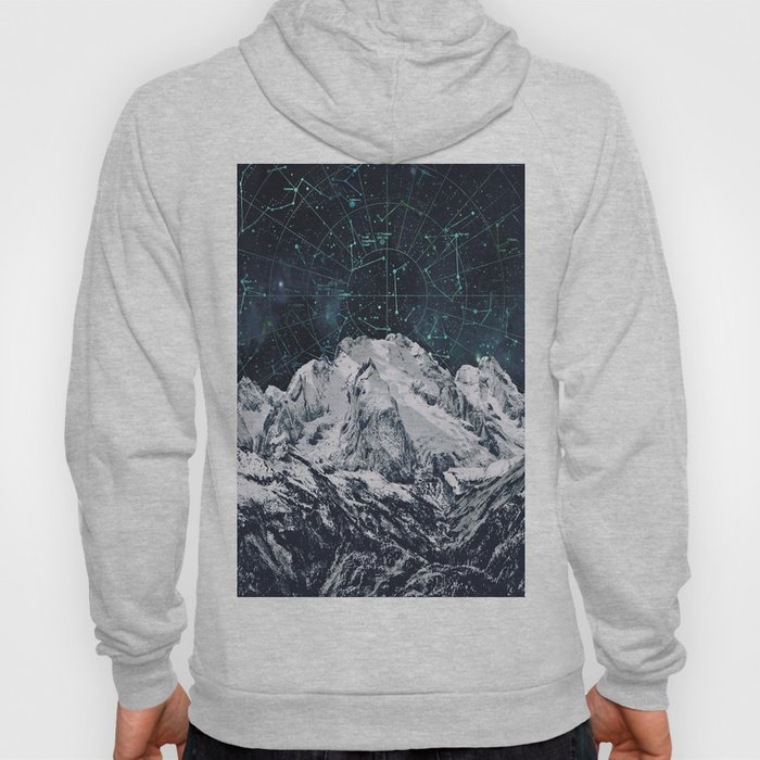 Constellations over the Mountain Hoody