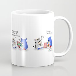 The Mind of a Starving Artist Coffee Mug