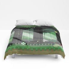 Zelda: Lost Woods Comforters