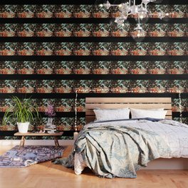 Societal Angst: The Keening of the Banshees Wallpaper