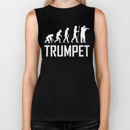 Trumpet Evolution Biker Tank