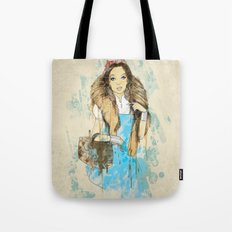We Used To Be Friends Tote Bag