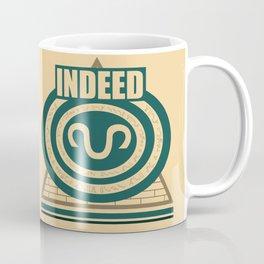Indeed Coffee Mug