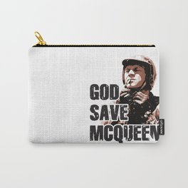 God Save McQueen! Carry-All Pouch