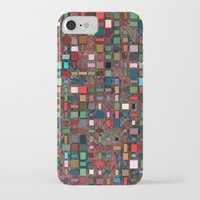 mosaic iPhone & iPod Cases featuring Mosaic by Lyle Hatch