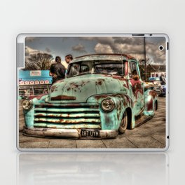 Rusty Chevrolet HDR Laptop & iPad Skin
