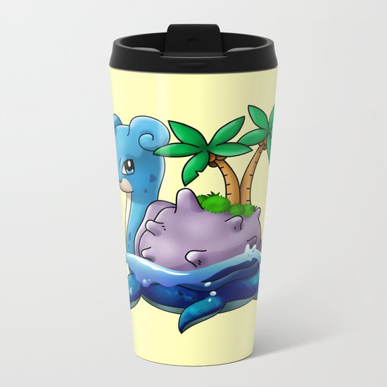 Lapradise Metal Travel Mug