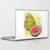vietnam Laptop & iPad Skins featuring Vietnam Guava by Vietnam T-shirt Project