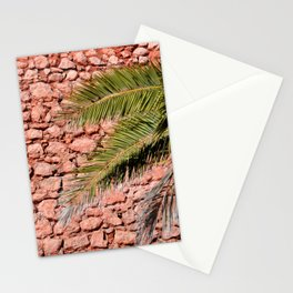 Summer in red Stationery Cards