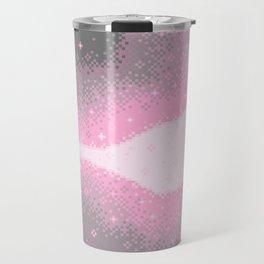 Demigirl Pride Flag Galaxy Travel Mug