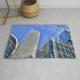 Corporate World London Rug