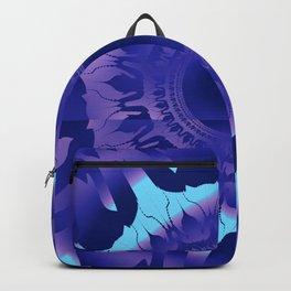 Indigo Flurry Backpack