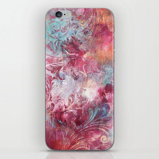 Swirl iPhone & iPod Skin