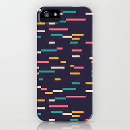 Pattern # 3 iPhone Case