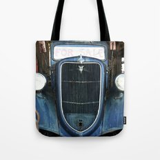 Antique Truck Show Tote Bag