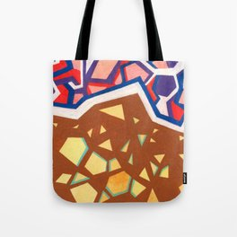 Morning Structures Tote Bag