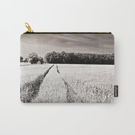 Tracks in the field Carry-All Pouch