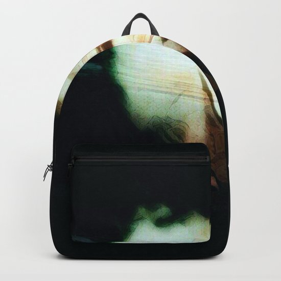 A Darker Hiding Place Backpack