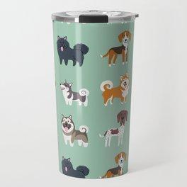 NORDIC DOGS Travel Mug