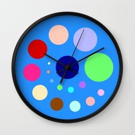 Tetracycline Wall Clock