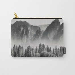 Yosemite Valley X Carry-All Pouch