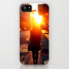 Sun Filled Dreams  iPhone Case
