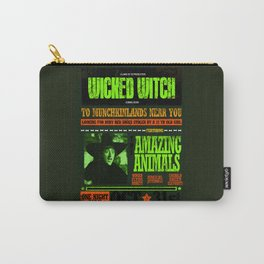 Wanted wicked witch poster Carry-All Pouch
