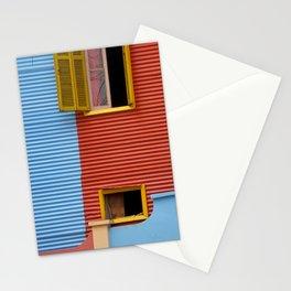 La Boca, Buenos Aires Argentina II Stationery Cards