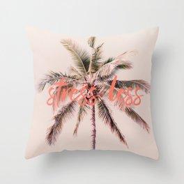 Stress Less Throw Pillow