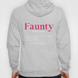 Aunt T-Shirt Funny Aunt Definition Tee Faunty Aunty Gift Hoody