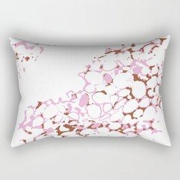 Vibrant Sponges 5.0 Rectangular Pillow