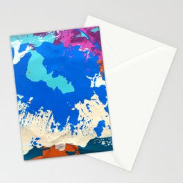 RAIN OVER CALICO Stationery Cards