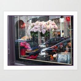 Photo: Sunday in Paris (17 May 13) Art Print