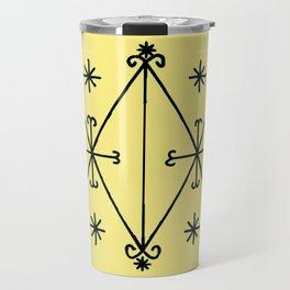 Voodoo Symbol Ayzian Travel Mug