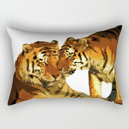 Love Cats Rectangular Pillow