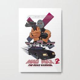The Road Warrior 1981 Metal Print