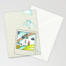 Polaroid Day  Stationery Cards