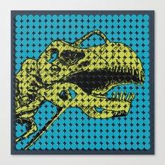 Argentinosaurus Skeleton Canvas Print