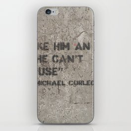 Corleone's offer. iPhone Skin