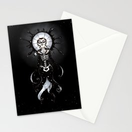 Miss Reaper Stationery Cards