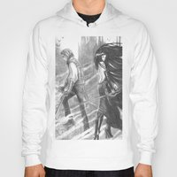 castlevania Hoodies featuring castlevania by Oxxygene