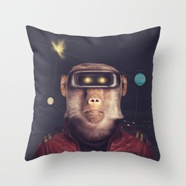 Star Team - Andrew Throw Pillow