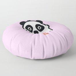 Ice Cream Panda Floor Pillow